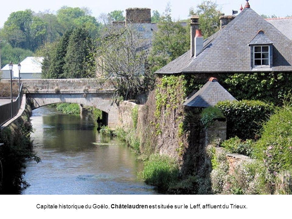 La Gacilly est un petit village du Morbihan dont le nom vous dira forcément quelque chose : lieu d'implantation de la marque Yves Rocher, c'est aussi