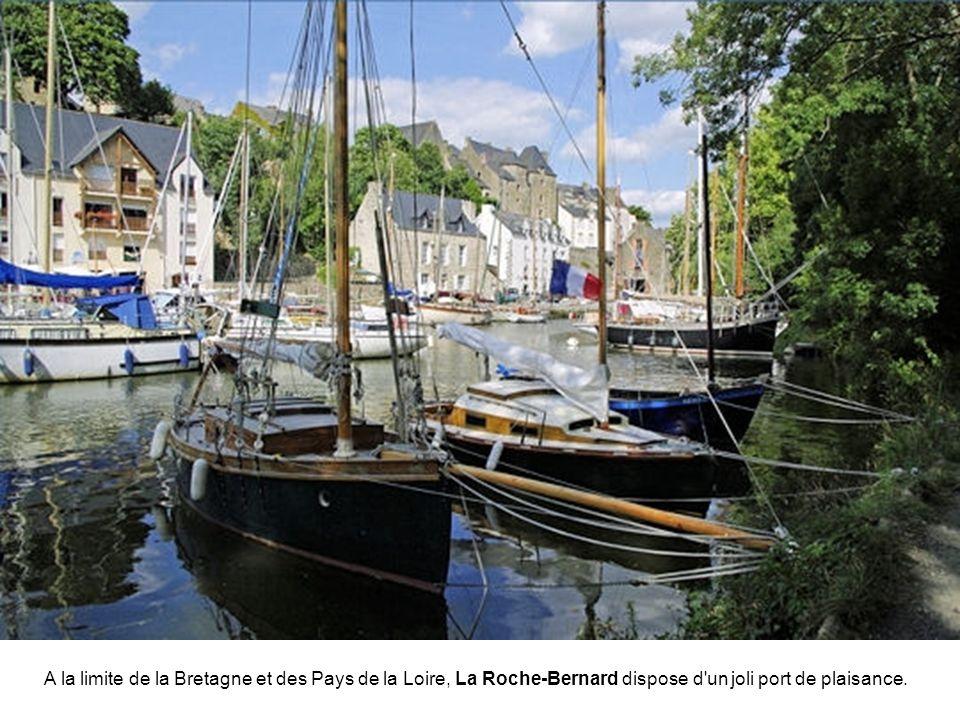 Petit port de pêche où de nombreux yachts font escale, Doëlan est une ria aux rives fleuries et verdoyantes, ponctuée de jolies maisons bretonnes.