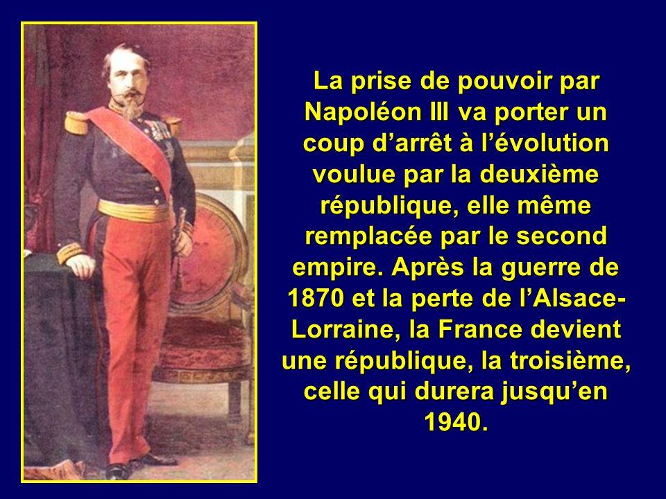 La révolution de 1848 instaure la seconde république qui prend la décision de créer trois départements français en Algérie. Le peuplement européen sin