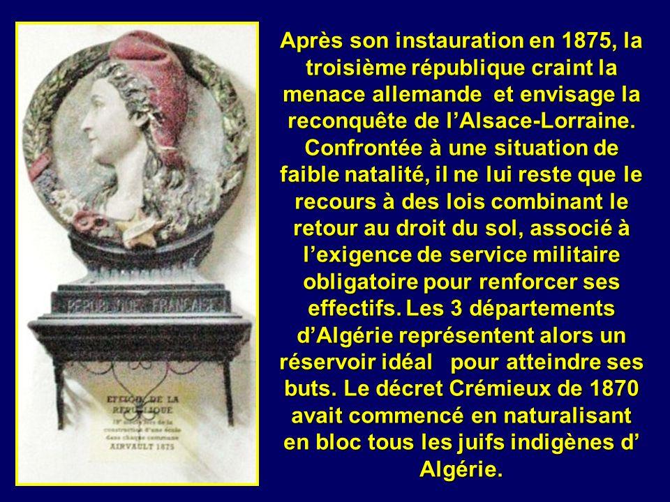 La prise de pouvoir par Napoléon III va porter un coup darrêt à lévolution voulue par la deuxième république, elle même remplacée par le second empire