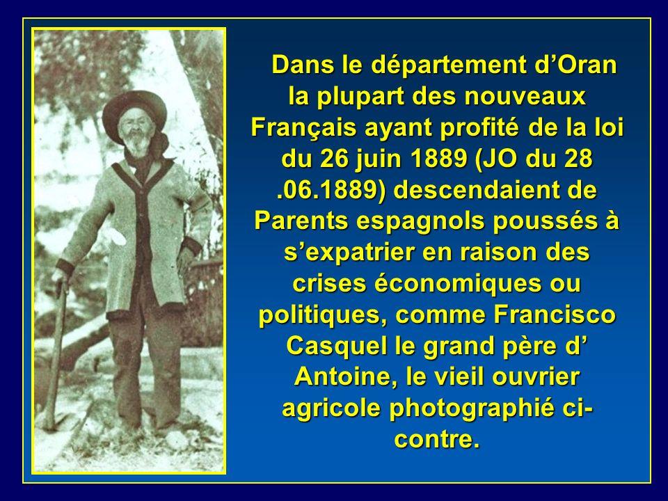 Ces nouveaux Français volontaires ne diffèrent en aucune manière de ceux qui précédemment pouvaient se dire de souche. Leur réelle motivation patrioti