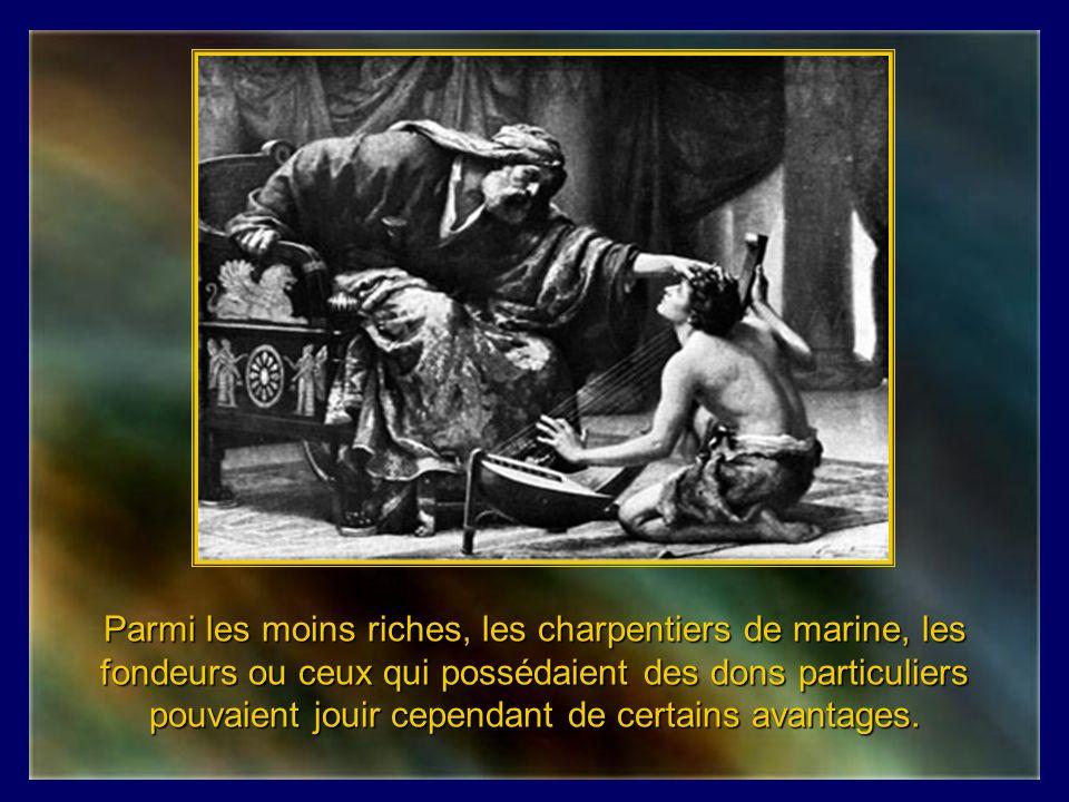 La punition habituelle des captifs était la bastonnade variant de 150 à 200 coups.