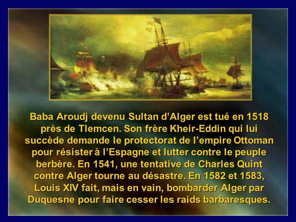 Pendant longtemps lEurope a tenté des expéditions pour faire cesser les raids des corsaires.