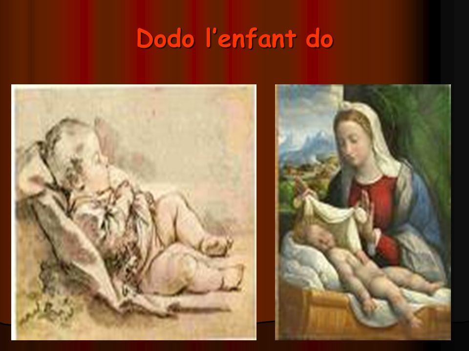 Dodo lenfant do