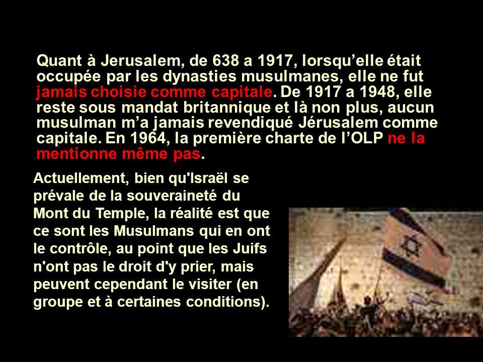 Arafat, legyptien, fils et petit fils degyptien, pas seulement connu pour ses attirances pédophiles, disait en 1970: Yasser Arafat La question des fro