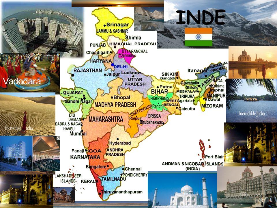 l Inde du sud