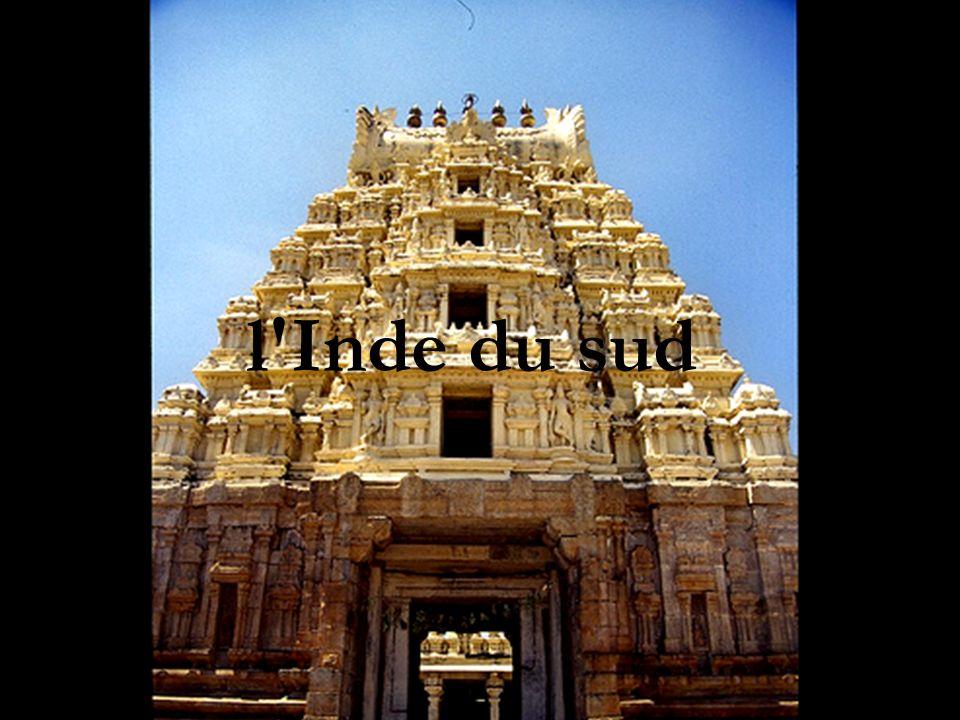l'Inde du sud