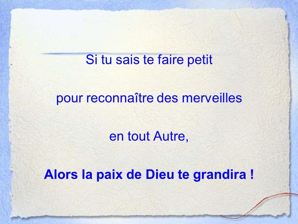 « HEUREUX les affligés, car ils seront consolés »