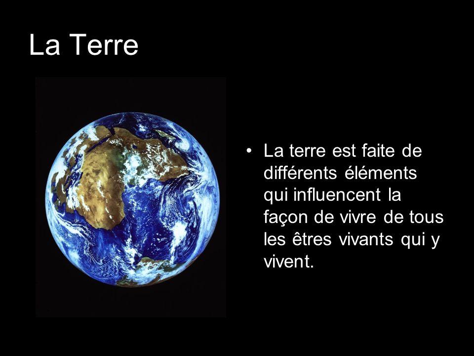 1 La terre et lespace 1 ère année du 1 er cycle Révision Prof. B. Desbois – 2012-13