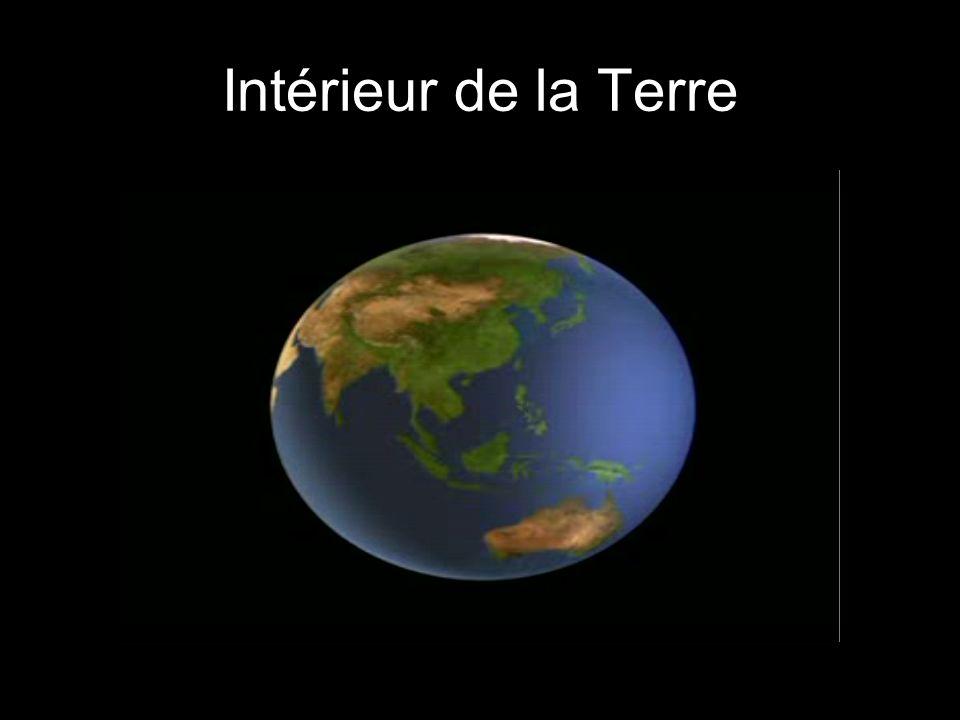 3 Intérieur de la Terre