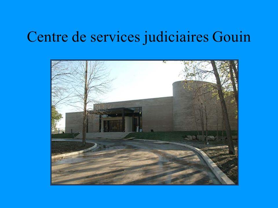 Centre de services judiciaires Gouin