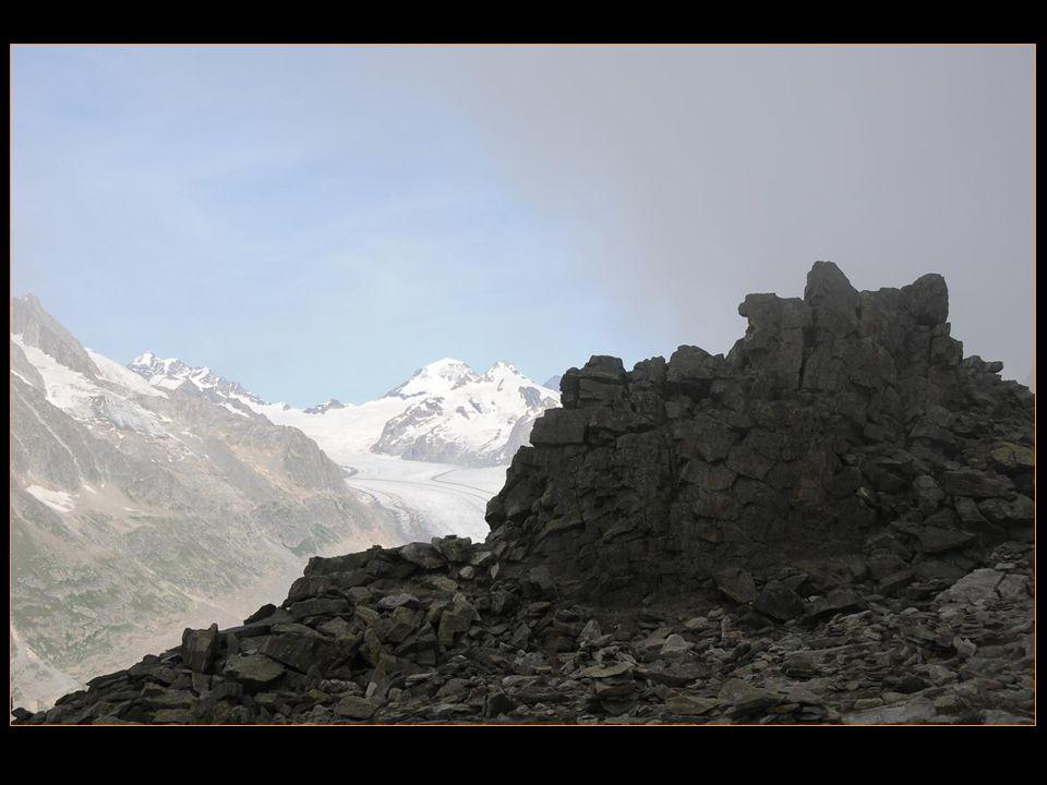 Le glacier dAletsch ( suite ) et Fiescheralp défilement automatique