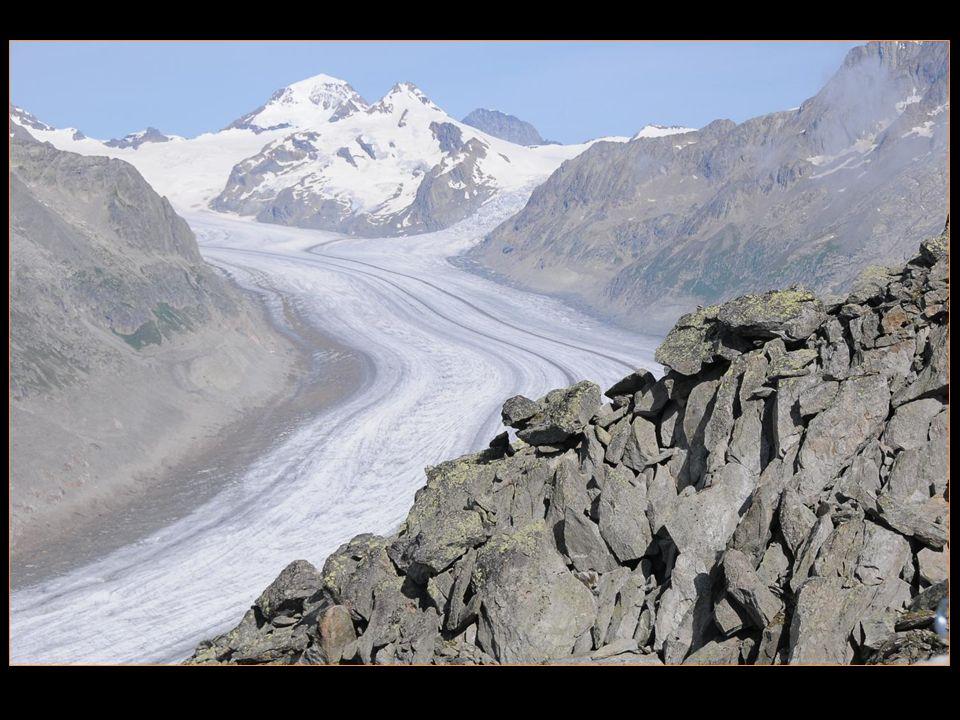 encore quelques instants aux abords du glacier dAletsch