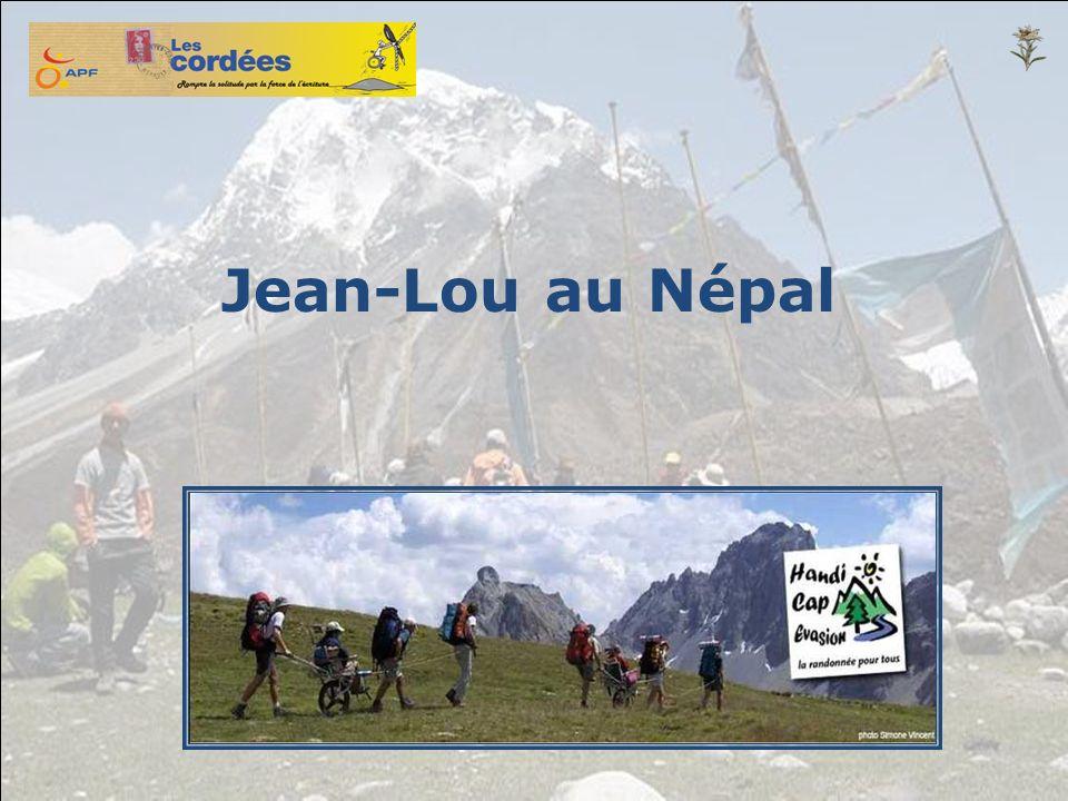 Jean-Lou au Népal