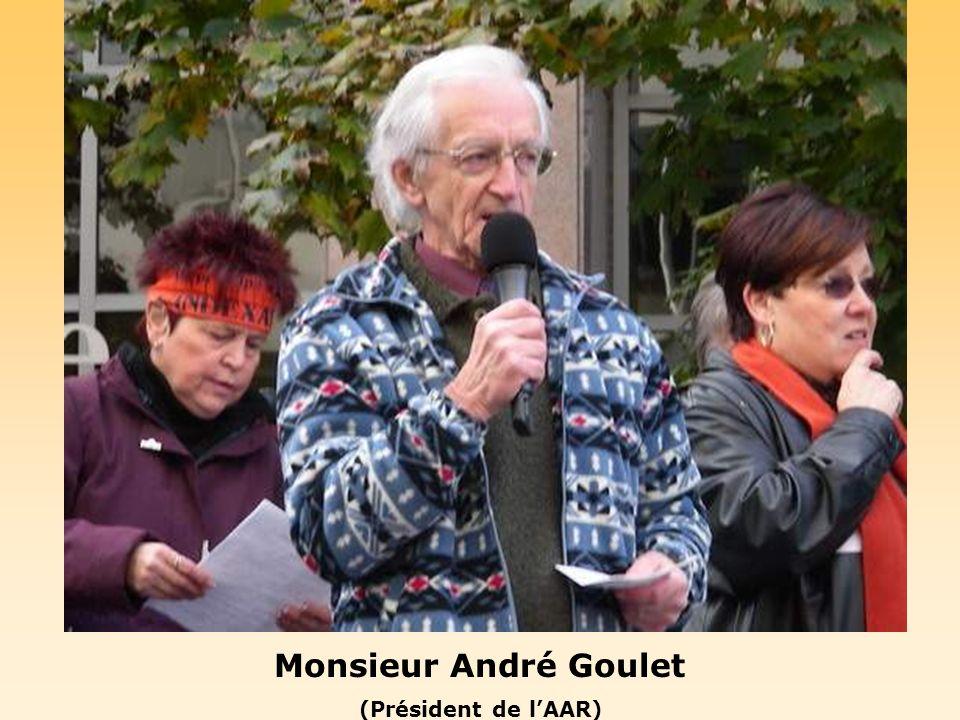 Monsieur Jean Guay (ACREQ, Montérégie)