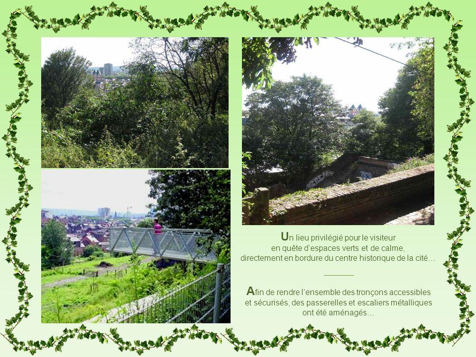 U n lieu privilégié pour le visiteur en quête despaces verts et de calme, directement en bordure du centre historique de la cité… A fin de rendre lens