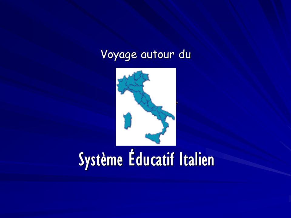Voyage autour du Système Éducatif Italien