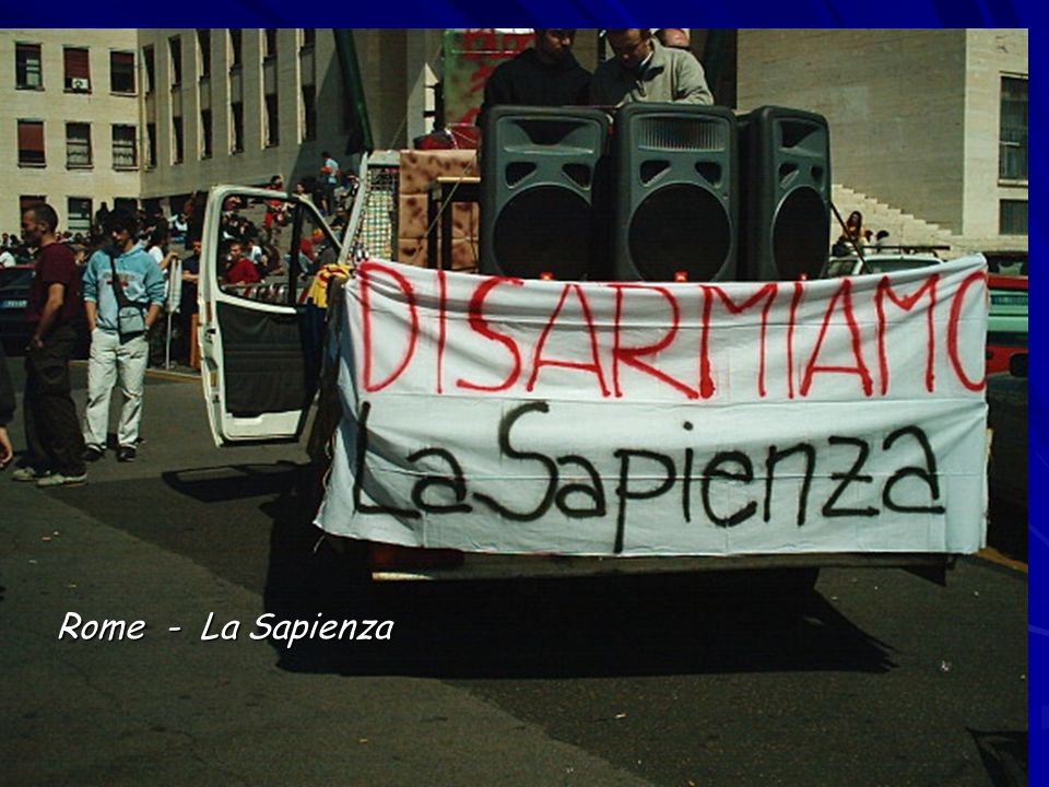 Rome - La Sapienza