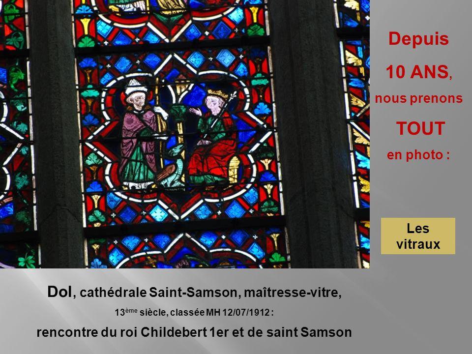 Y compris les paroisses disparues Saint-Méloir- près-Hédé, enclave de Dol dans le diocèse de Saint-Malo, La paroisse a disparu en 1803.