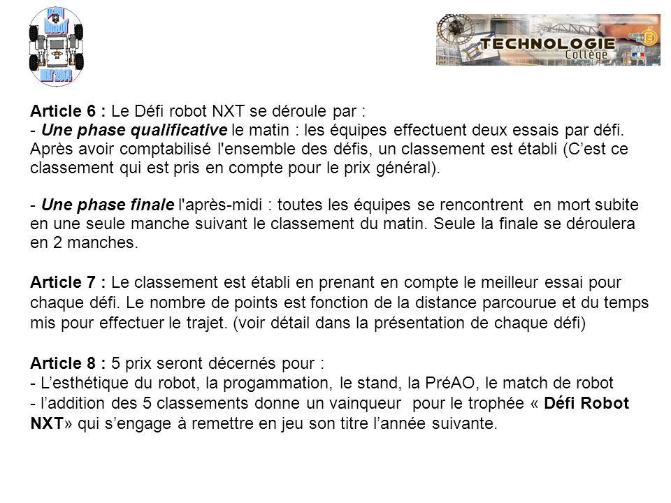 Grille dévaluation de lépreuve inconnue Critères à noter Note /180 Mission validée /80 Programmation/60 Navigation du robot (précision) /40