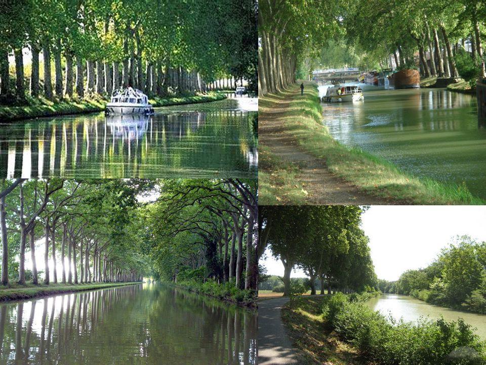 LHISTOIRE DU CANAL DU MIDI L objectif était de créer un canal navigable qui rejoindrait la France, depuis la mer Méditerranée jusquà l Océan Atlantique.