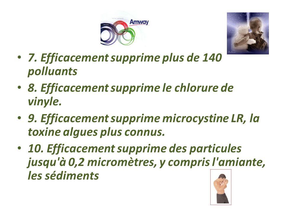 1Effectivement supprime le chlore. 2. Efficacement supprime chloramines. 3. Améliore le goût, odeur et la clarté de l'eau. 4. Améliore le goût de bois