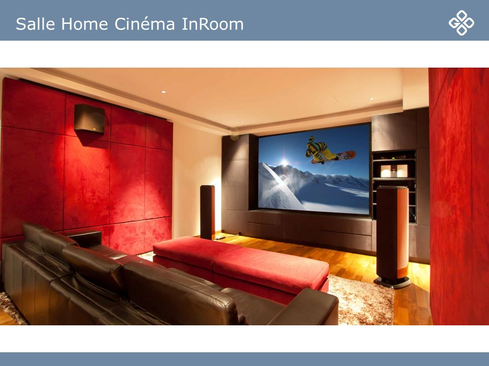 Salle Home Cinéma InRoom