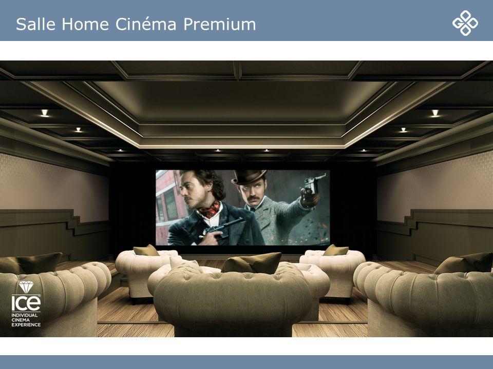 Salle Home Cinéma Premium