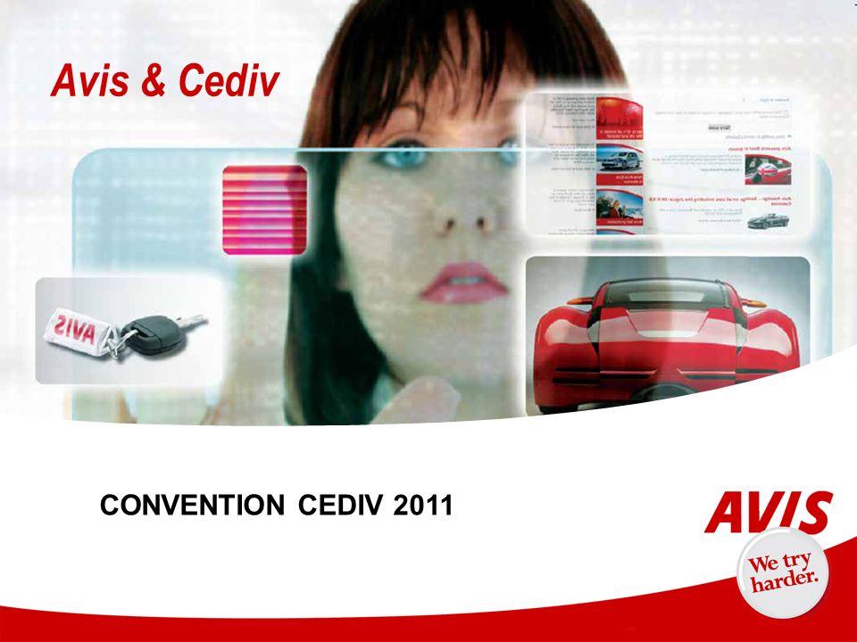 1 Avis & Cediv CONVENTION CEDIV 2011