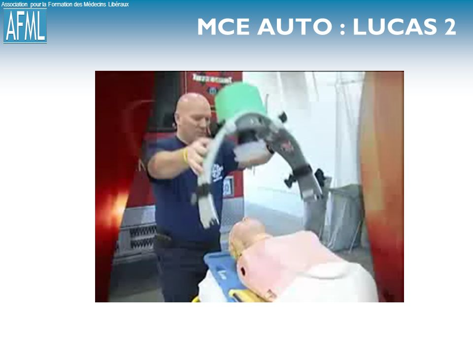 Association pour la Formation des Médecins Libéraux MCE AUTO : LUCAS 2
