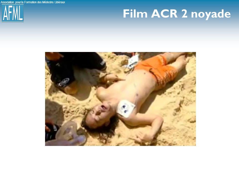 Association pour la Formation des Médecins Libéraux Film ACR 2 noyade