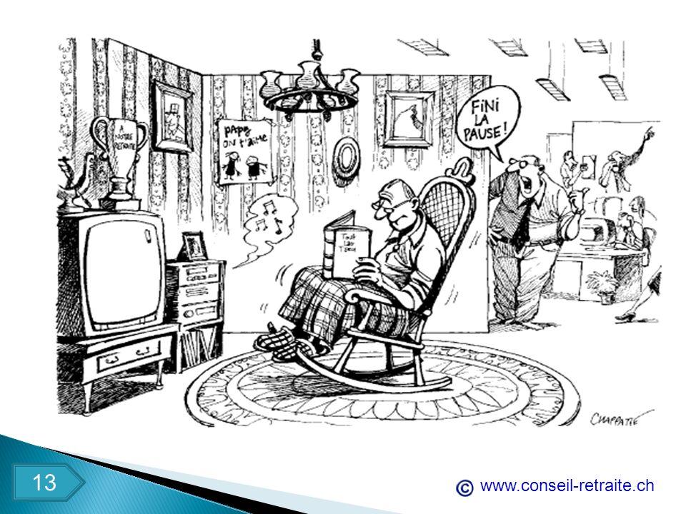 www.conseil-retraite.ch Commander sur Internet un regroupement de CI AVS auprès de notre Caisse Cantonale Liste de tous les revenus déclarés à lAVSInternet Calcul des rentes de vieillesse de lAVS (1 e pilier)