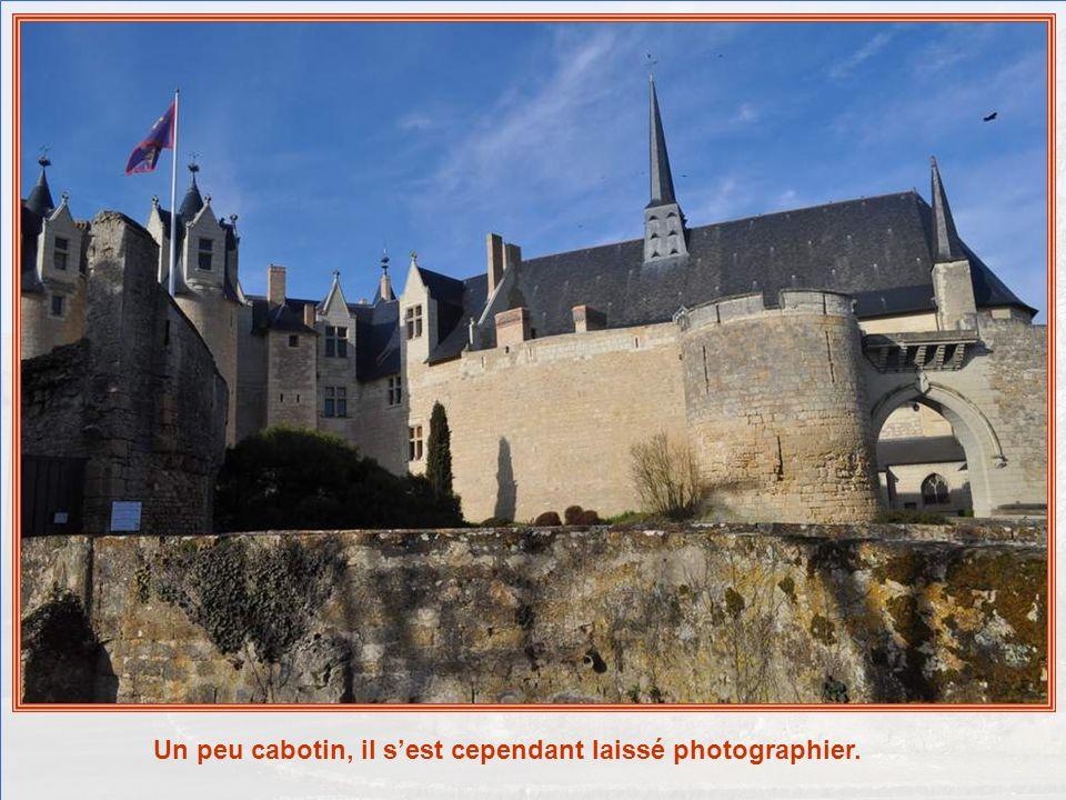 Bienvenue… Mais nous navions pas pu entrer dans le château, fermé à cette époque de lannée.