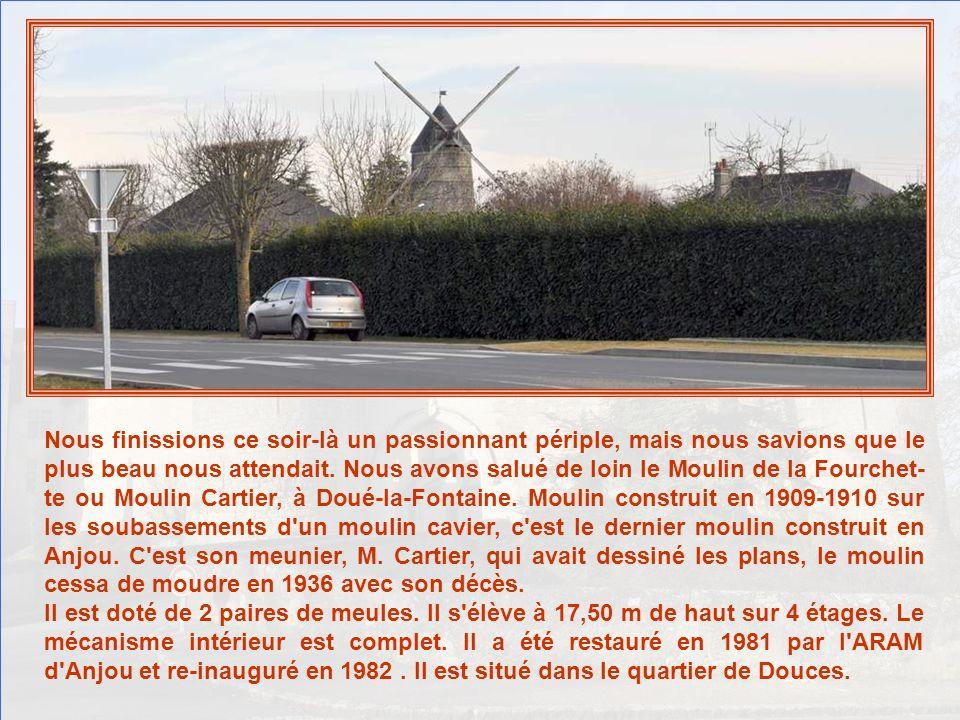 La ville de Montreuil-Bellay est située dans le 49 (Maine-et-Loire) Suivez-nous, on vous y emmène !