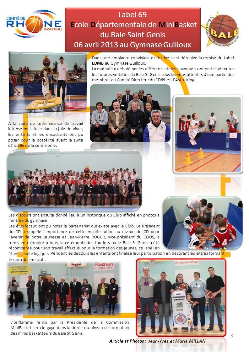 Article : Jean-Yves 2 Photos : Marie MILLAN et Michel BLANCHARD FOIRE DE LYON du 22/03/13 au 01/04/13 Sur le thème New York, les sports « américains » étaient représentés.