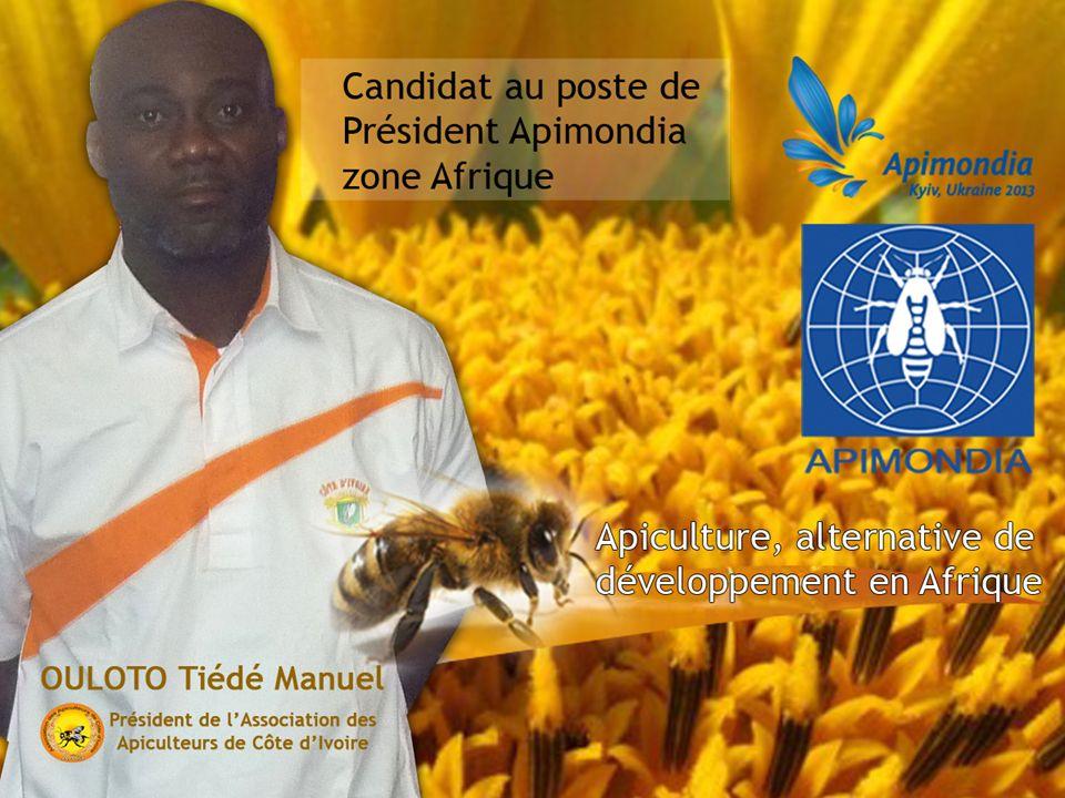 Programme de candidature Apimondia Zone AFRIQUE Ukraine 2013