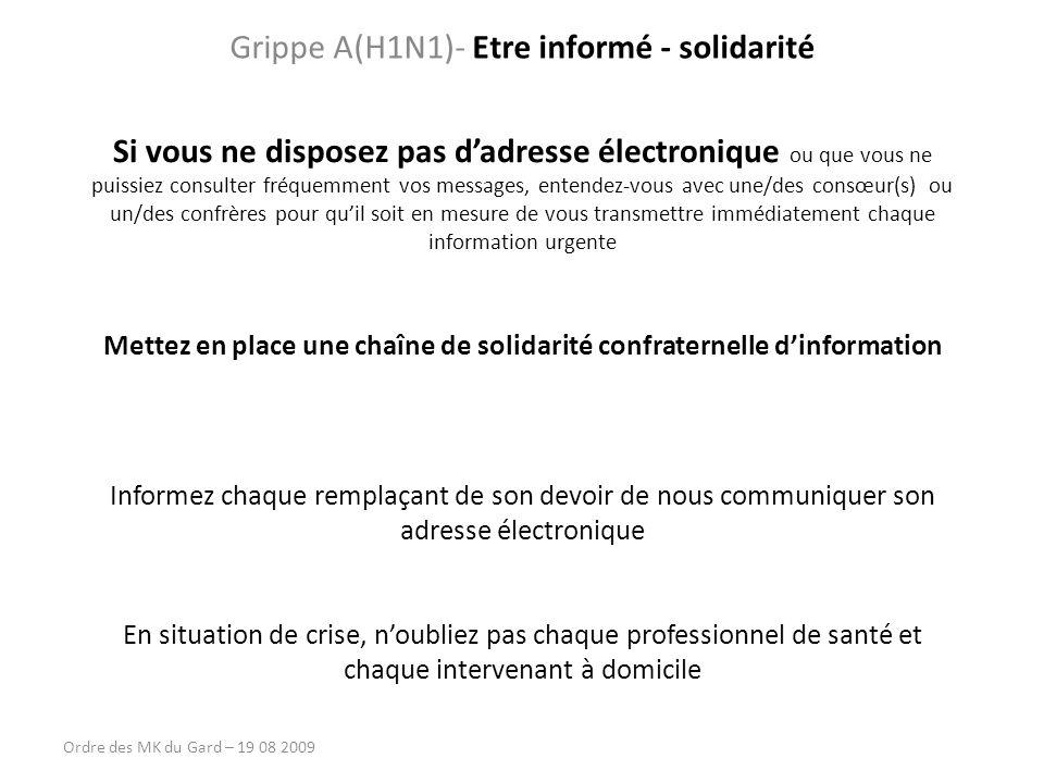 http://www.sante-sports.gouv.fr/grippe/grippes/grippe-h1n1.html Grippe A(H1N1)- sinformer