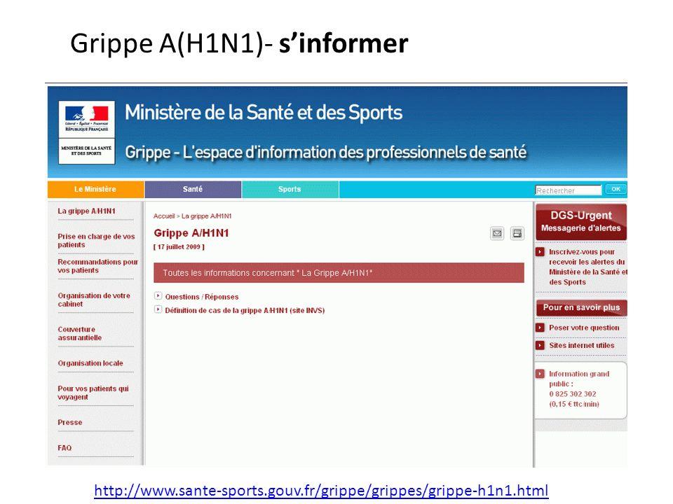 http://www.ordrekinegard.org/grippe_a_h1_n1.html Grippe A(H1N1)- sinformer