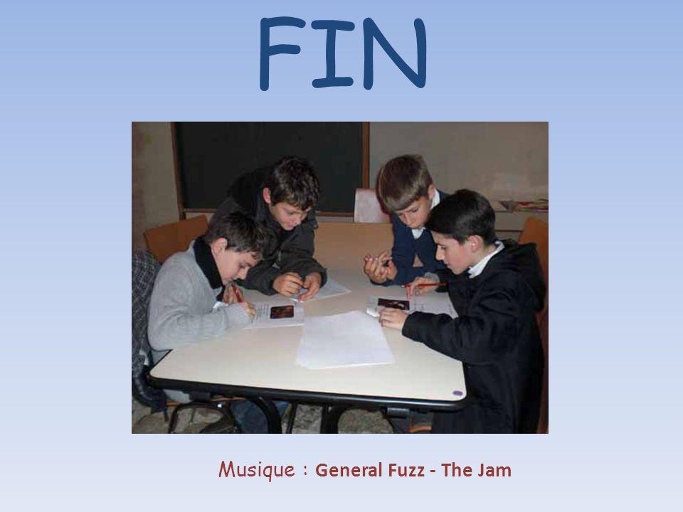 FIN Musique : General Fuzz - The Jam