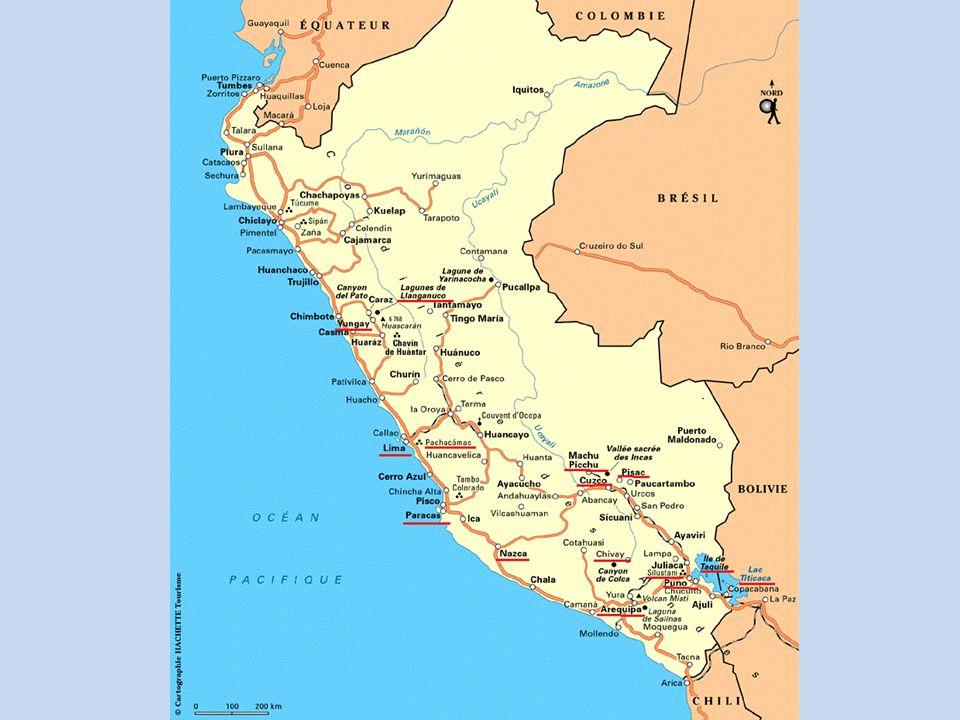 A la découverte du Pérou Musique: flûte de Pan Je vous invite à un périple au Pérou où vous allez découvrir les vestiges de lempire Inca, mais aussi de beaux paysages.