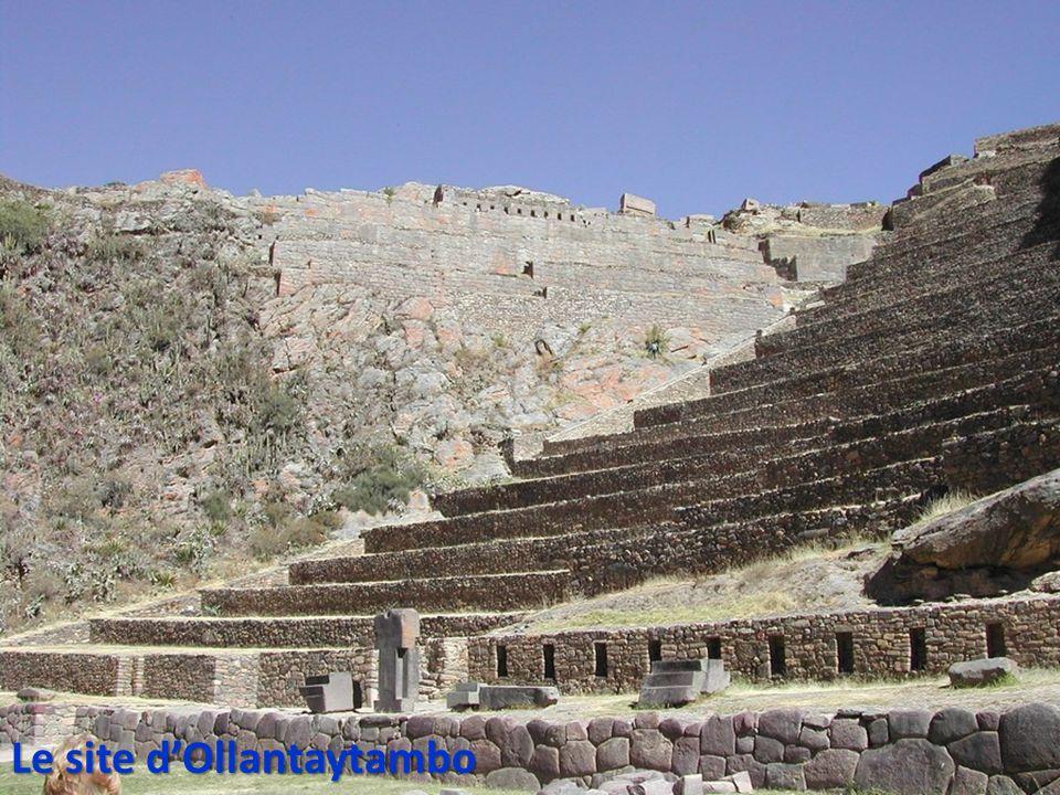 Le site de Silustani Erigé à plus de 4000 mètres ce site est une ancienne nécropole de l époque Colla.