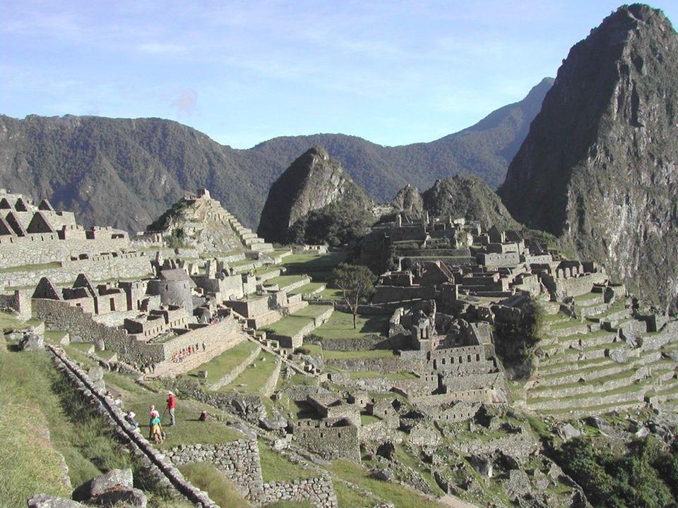 Départ pour le Machu Picchu