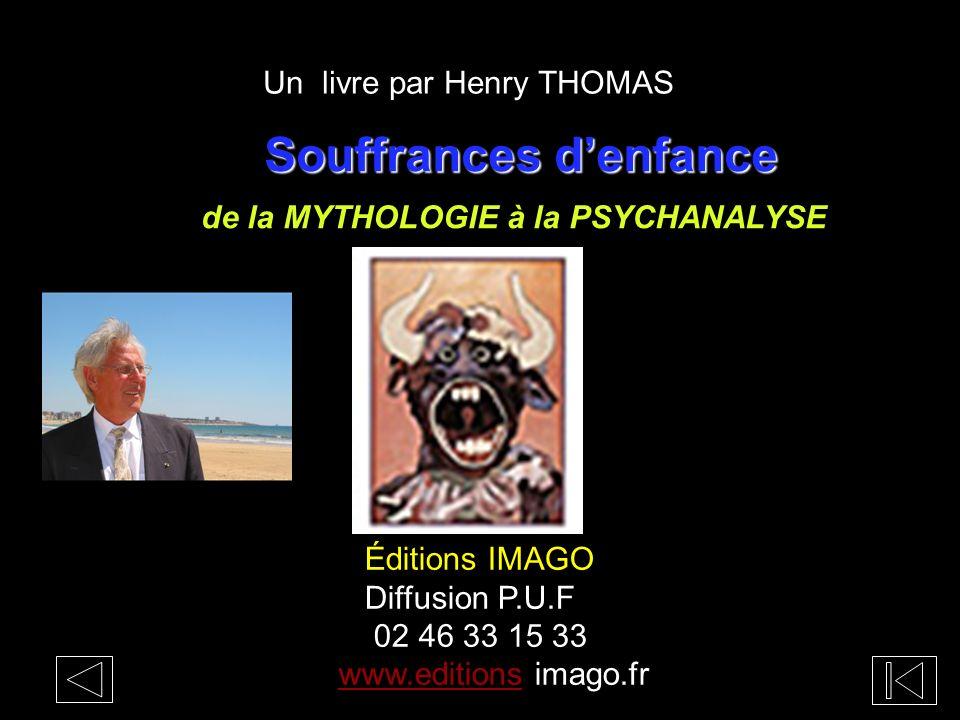 Éditions IMAGO Diffusion P.U.F 02 46 33 15 33 www.editionswww.editions imago.fr Un livre par Henry THOMAS LES REFUS DE LA RÉALITÉ