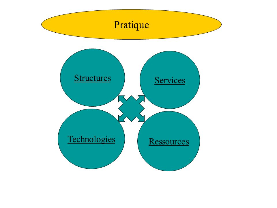 Pratique Structures Services Ressources Technologies