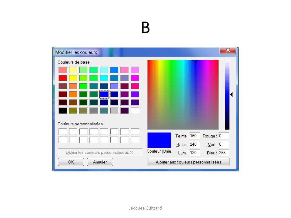 Signal Vidéo : Traduction dune image couleur La chrominance désigne la partie de l image vidéo correspondant à l information de couleur.