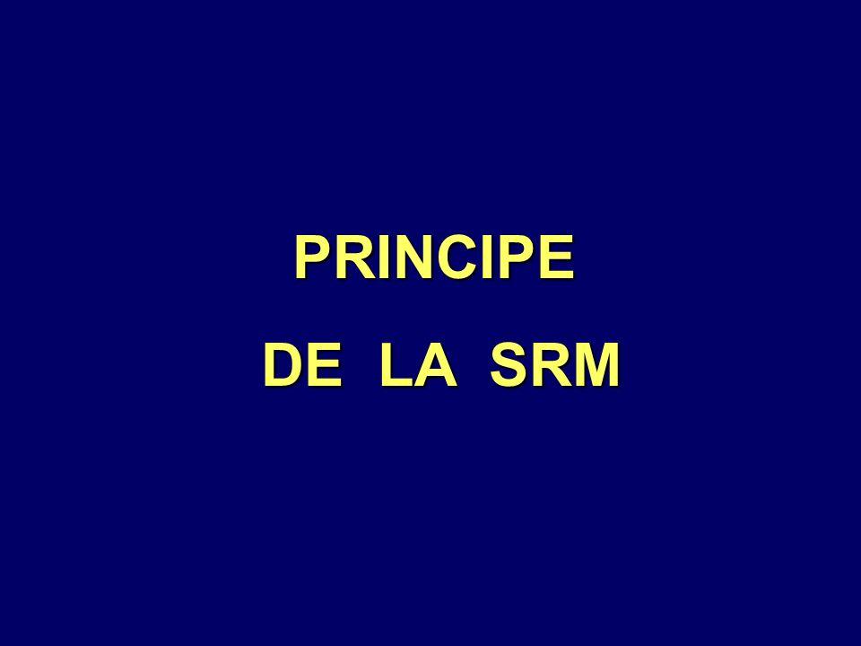 PRINCIPE DE LA SRM DE LA SRM