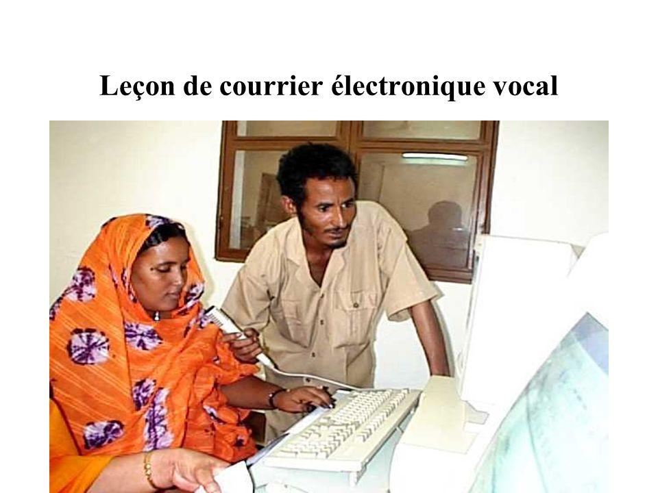 Connectivité rurale et alphabetisation des femmes sur ordinateur Šeeda taray kaddasu (Le reçu en langue songhoi) Hennedi………………………..