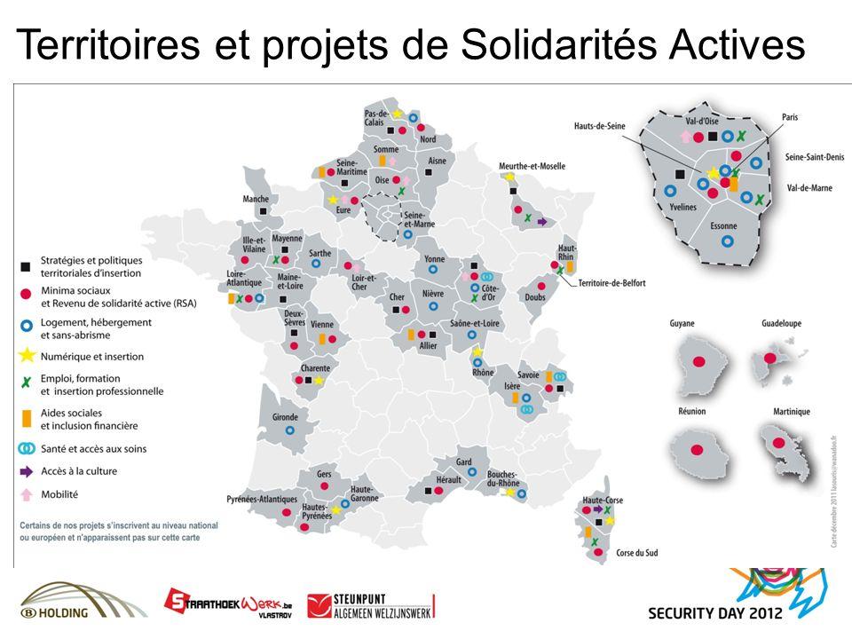 Territoires et projets de Solidarités Actives
