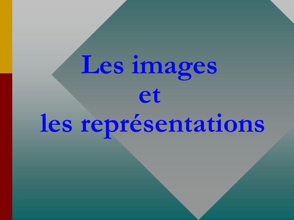 Les images et les représentations
