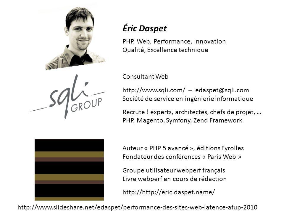 Consultant Web http://www.sqli.com/ – edaspet@sqli.com Société de service en ingénierie informatique Recrute .